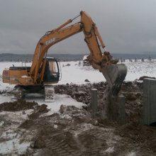 K-TERRA Excavation